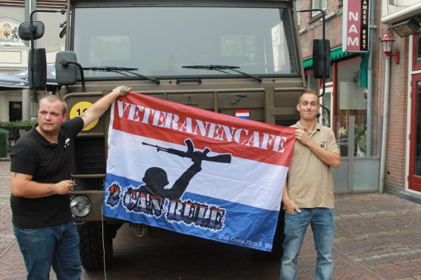 Opening Veteranencafé 2 Can Rule | Tiel